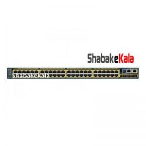 سوئیچ شبکه سیسکو 48 پورت WS-C2960X-48FPD-L - شبکه کالا - shabakekala.com