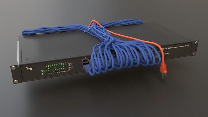 درباره سوئیچ های شبکه (Switch network) و کاربرد آن