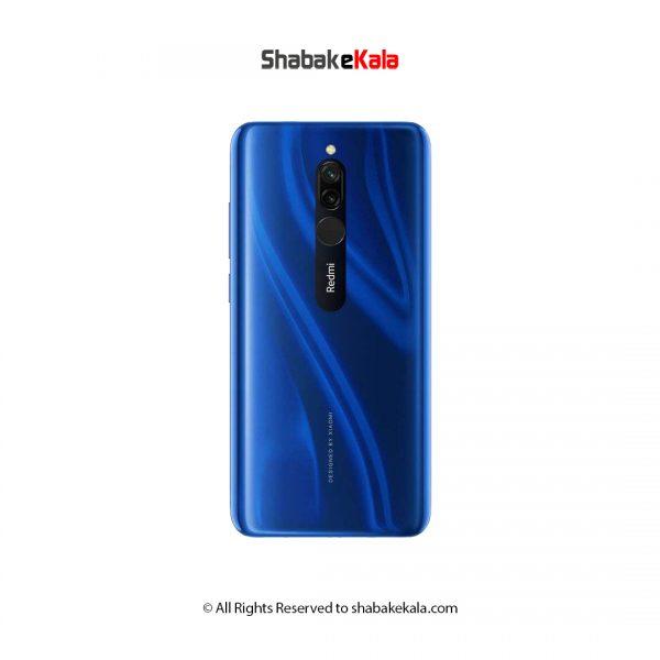 Xiaomi Redmi 8 - گوشی موبایل شیائومی مدل Xiaomi Redmi 8 دوسیم کارت