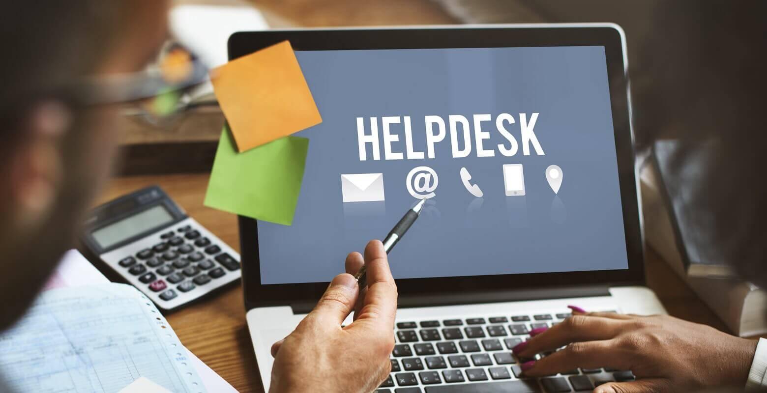 درباره نرم افزار میز کمک رسان Help Desk