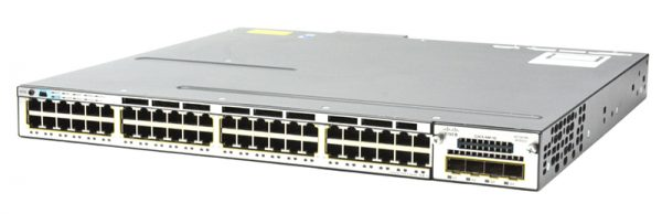 سوئیچ سیسکو 48 پورت WS-3750X-48PF-S - شبکه کالا
