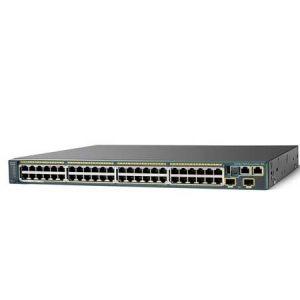 سوئیچ شبکه PoE سیسکو 48 پورت WS-C2960S-48LPD-L - شبکه کالا