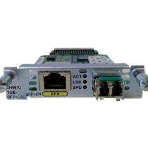 ماژول شبکه سیسکو EHWIC-1GE-SFP-CU - شبکه کالا