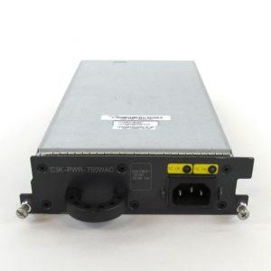 پاور سوئیچ شبکه سیسکو C3K-PWR-750WAC - شبکه کالا