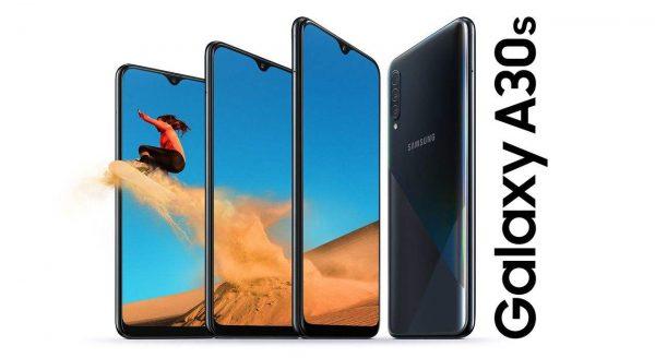 گوشی موبایل سامسونگ مدل Galaxy A30s SM-A307FN/DS - -شبکه کالا