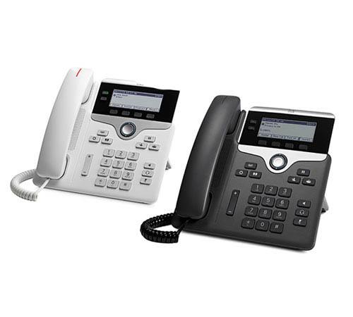 گوشی آی پی فون سیسکو CP-7821-K9 - -شبکه کالا