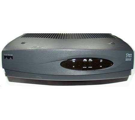 روتر شبکه سیسکو Router CISCO 1721 - -شبکه کالا