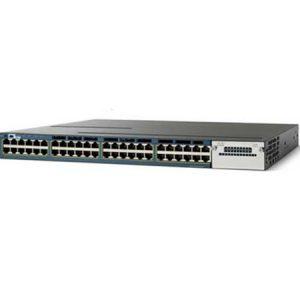 سوئیچ 48پورت سیسکو دبلیو اس سی 3560 ایکس - -شبکه کالا