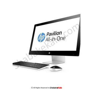 آل این وان HP Pavilion 27 پردازنده i5 6400T گرافیک AMD R7 M360 4GB - -شبکه کالا