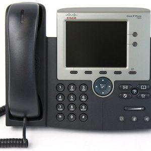 گوشی آی پی فون سیسکو CP-7945G - شبکه کالا