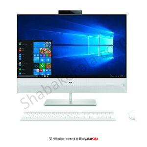 آل این وان HP Pavilion 27 پردازنده i5 8400T گرافیک NVIDIA MX130 2GB - -شبکه کالا