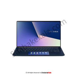 لپ تاپ 14 اینچی ایسوس مدل Zenbook UX434FQ-NP - شبکه کالا - shabakekala.com