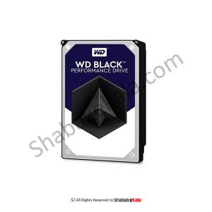 هارددیسک اینترنال وسترن دیجیتال مدل Black WD4005FZBX ظرفیت 4 ترابایت - شبکه کالا - shabakekala.com