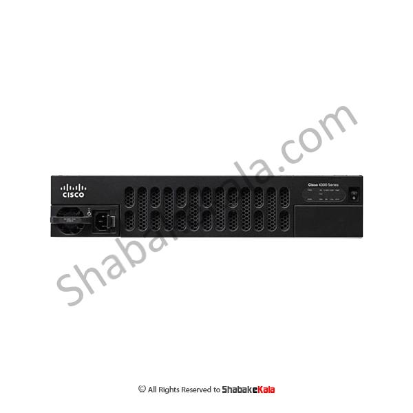 روتر شبکه سیسکو مدل ISR4351 - شبکه کالا - shabakekala.com