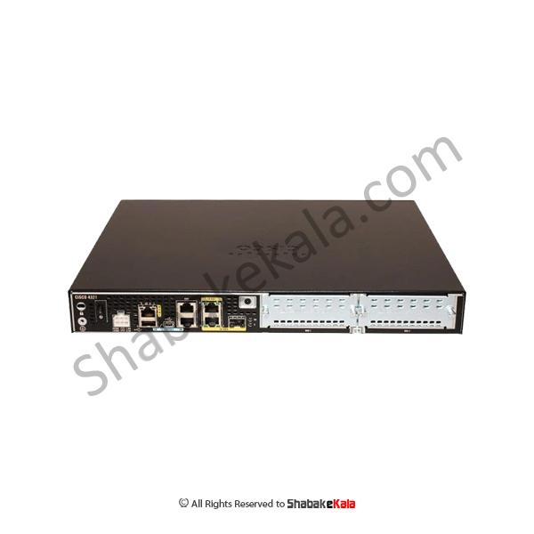 روتر سیسکو ISR4321/K9 - شبکه کالا - shabakekala.com